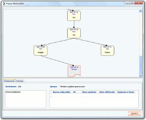 System Berberis ERP CRM BPM - wizualizacja procesu