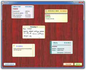 System Berberis ERP CRM BPM - biurko