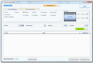 System Berberis ERP CRM BPM - centrum wyszukiwania